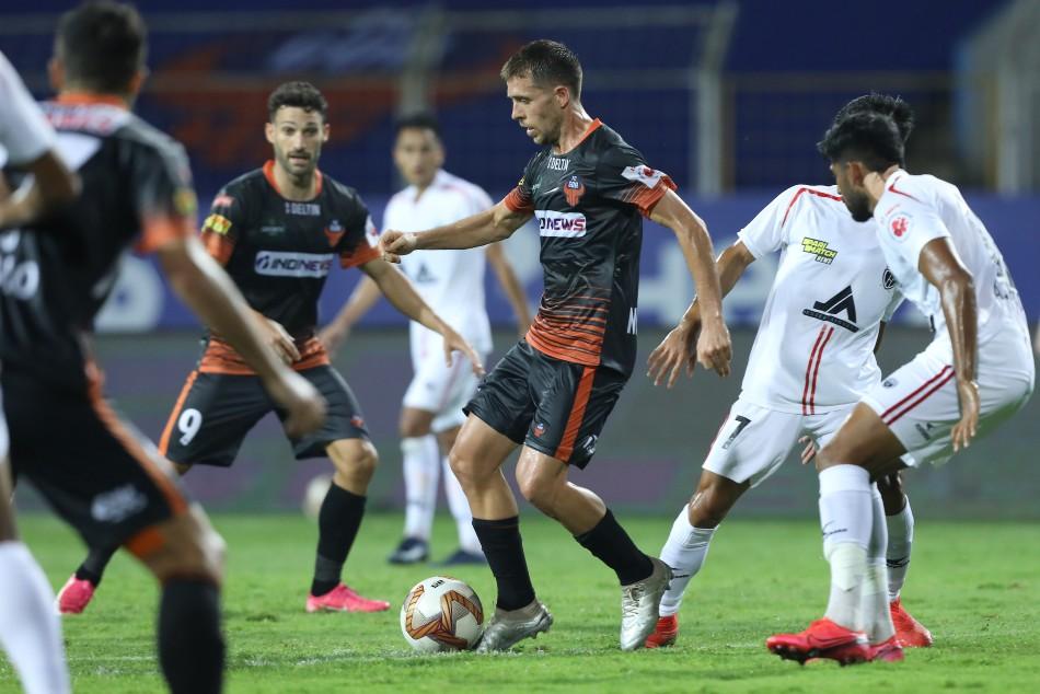 ISL 2020: FC Goa vs NorthEast United FC: Sylla, Angulo score as NEUFC and Goa share points
