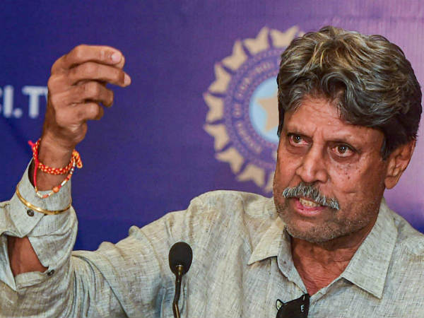1. Kapil Dev - 45 wickets