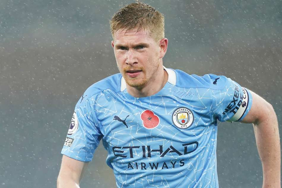 De Bruyne Man City Contract