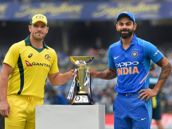India vs Australia: Aaron Finch has hardly found any weakness in Virat Kohlis batting during his IPL 2020 days