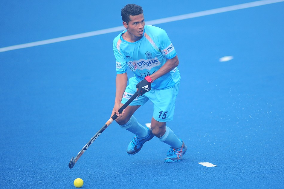 Hockey: Only hard work can help me win a place in the team: Shilanand Lakra