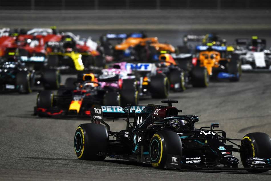 F1 2020: Hamilton makes it five in a row after horrific Grosjean crash