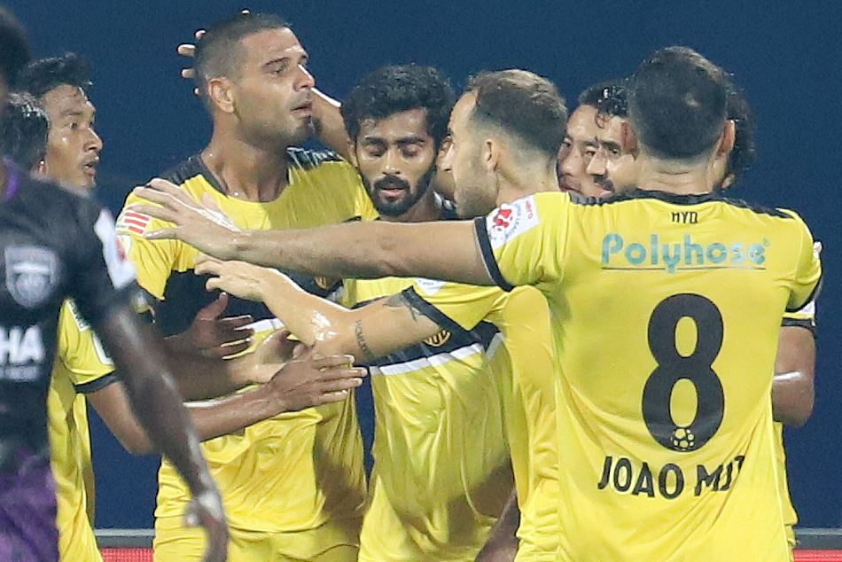 ISL 2020-21: Odisha pay the penalty as Hyderabad keep first-ever clean sheet
