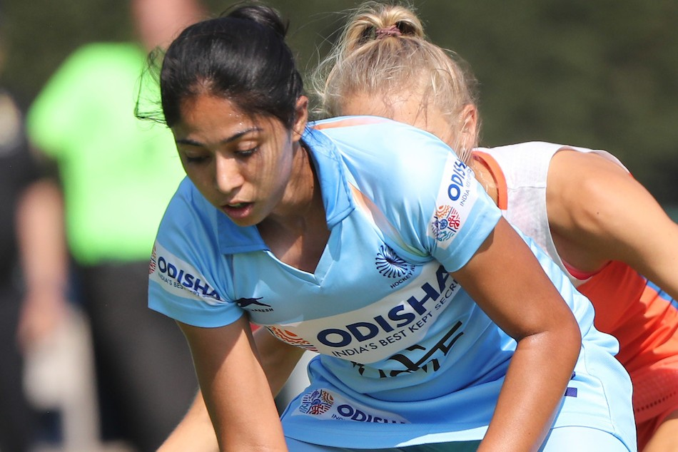Working Hard To Get Into The Senior Team Indian Women S Core Probable Manpreet Kaur