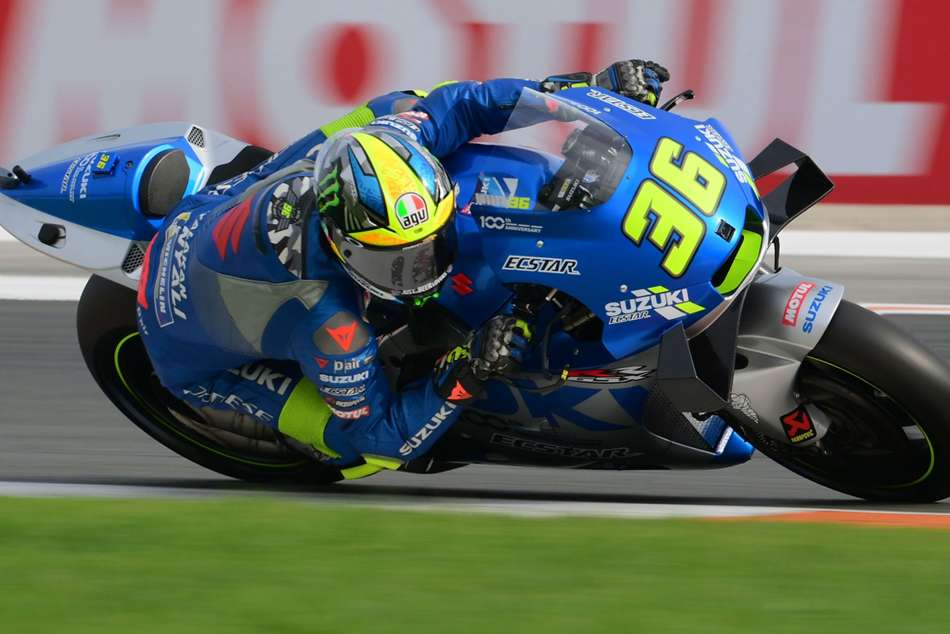 Motogp 2020 Mir 12th Morbidelli Claims Pole