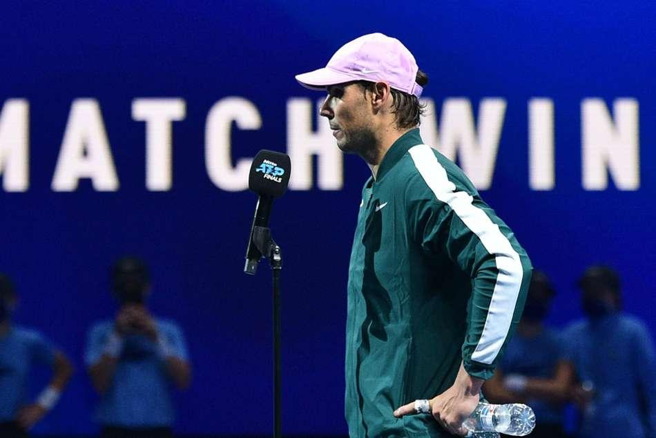 Atp Finals Rafael Nadal Relishing Last Four Chance