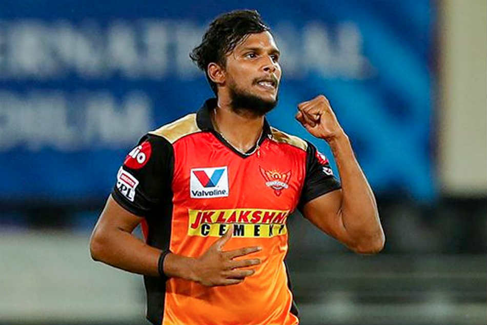 Natarajan added to ODI squad as Sainis back-up