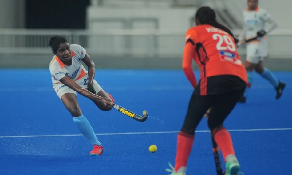 Dream Is To Play More Matches Win Medals For India States Indian Women Hockey Core Probable Rashmita