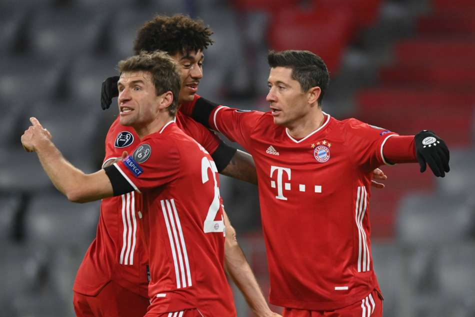 Bayern Munich 3-1 Salzburg: Lewandowski joins elite company as Flick's men seal last-16 spot