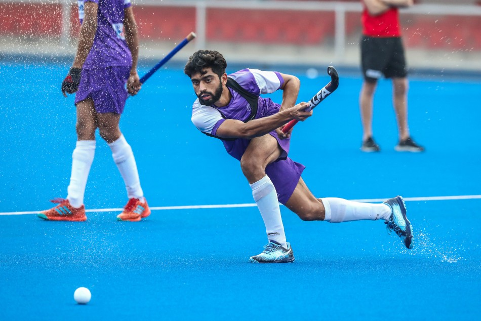 Aim Is To Become A Dependable Player For The Team Indian Men S Core Probable Shamsher Singh