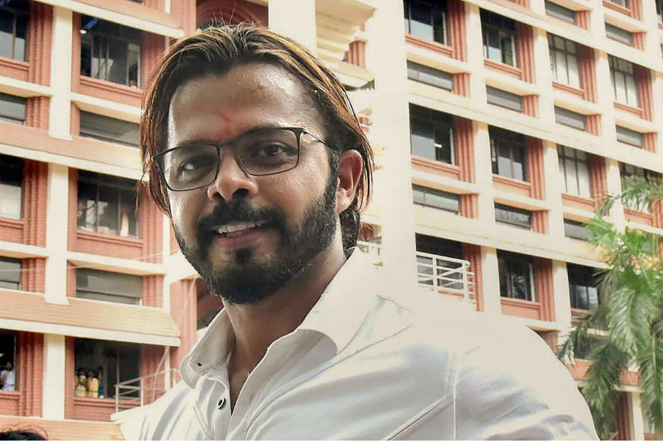 Sreesanth set to play in KCA President's Cup T20 post ban
