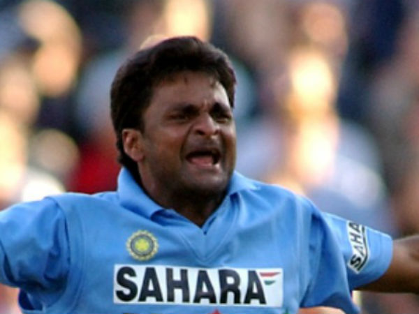 3. J Srinath - 33 wickets