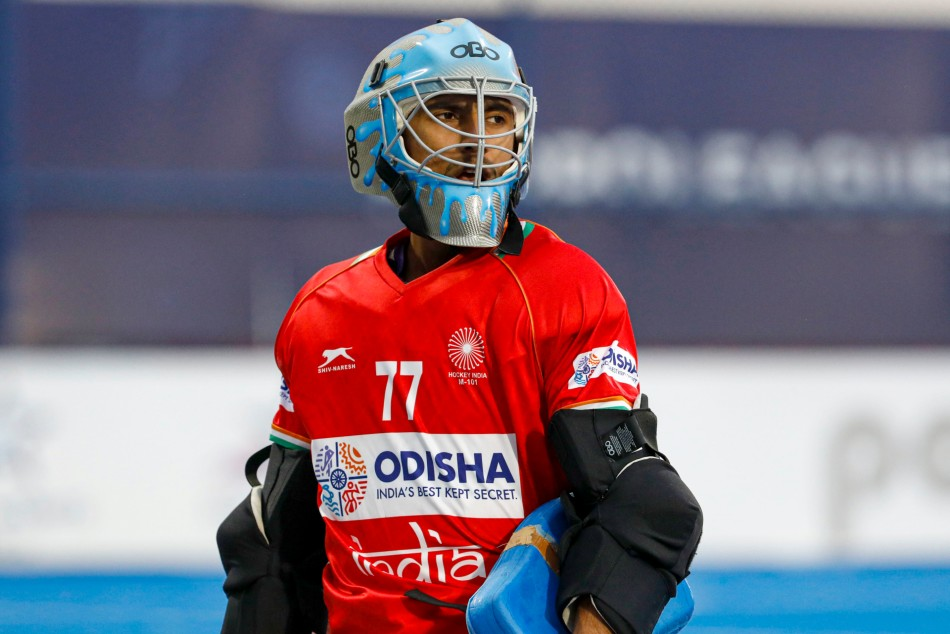 This Year Has Taught Me Importance Of Being Mentally Strong Indian Hockey Goalkeeper Suraj Karkera