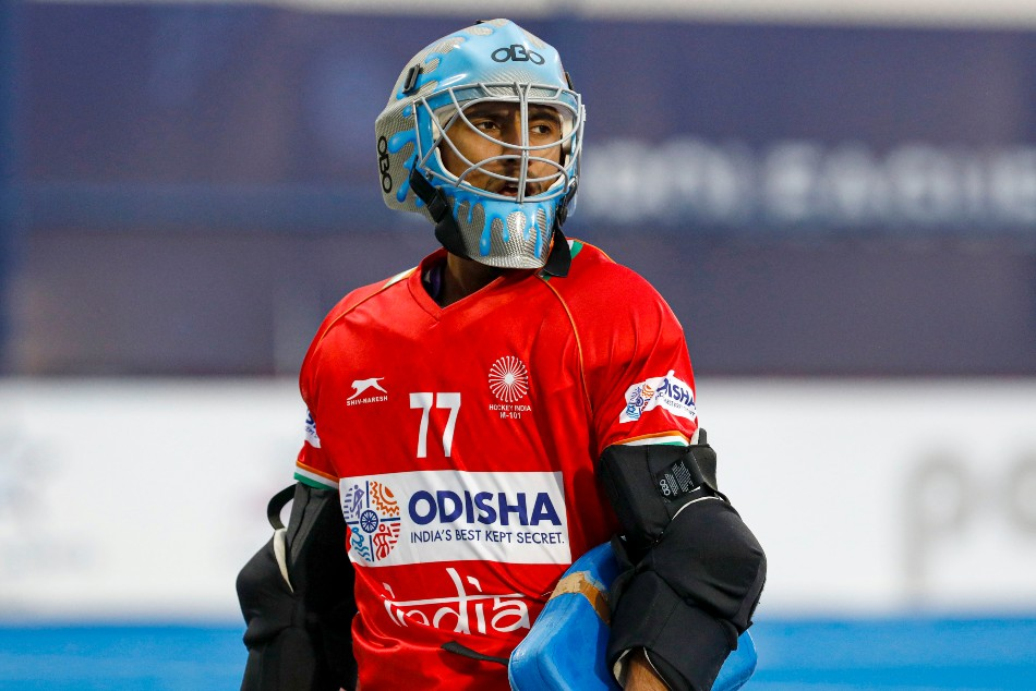 This Year Has Taught Me The Importance Of Being Mentally Strong Indian Hockey Goalkeeper Suraj