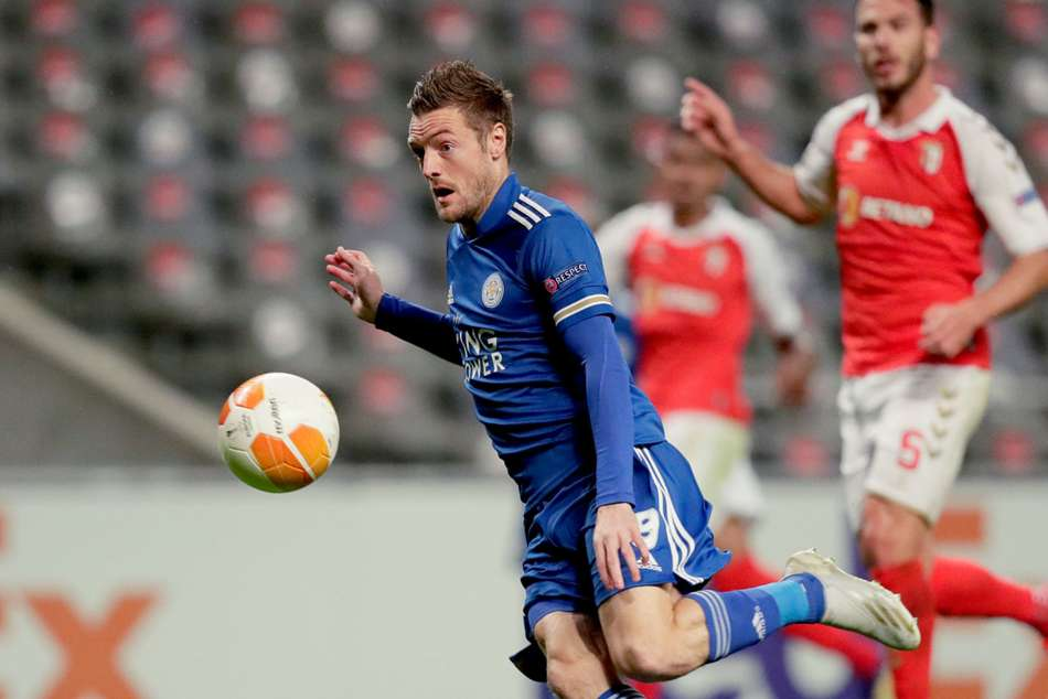 Braga 3-3 Leicester City: Vardy seals Europa League progression in frantic fashion