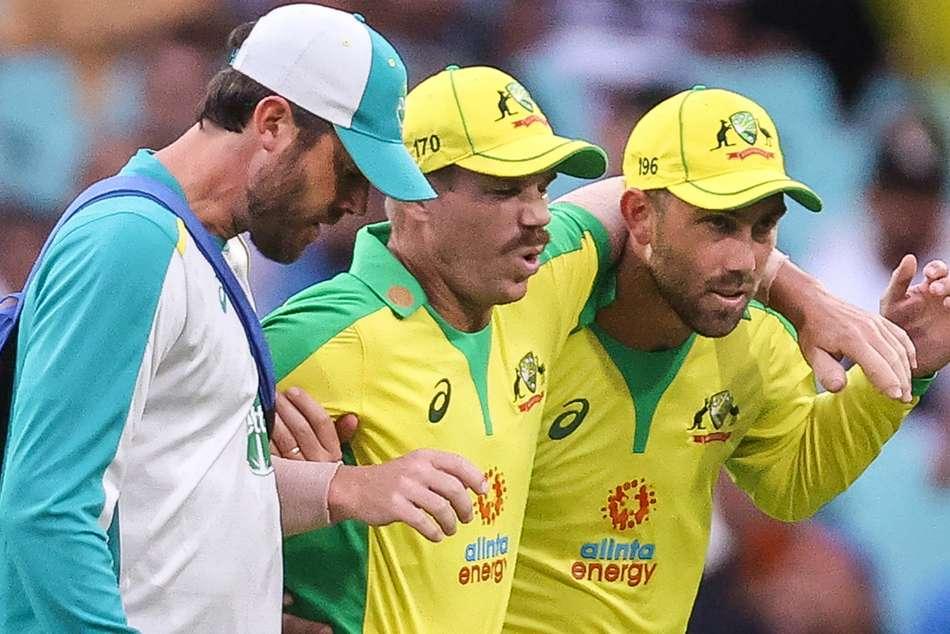 David Warner Test Injury Odi India Twenty20