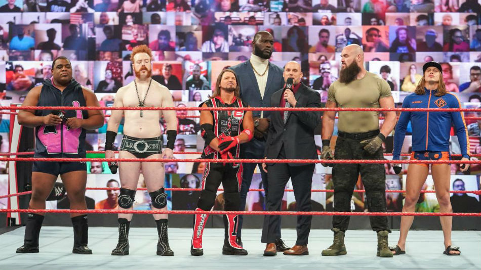 WWE Monday Night Raw results and highlights: November 23, 2020