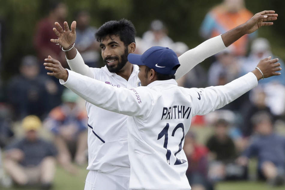Jasprit Bumrah has suffered an abdomen injury and is under medical observation
