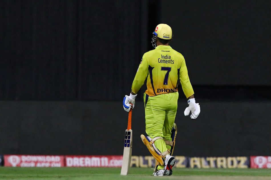 IPL 2021: CSK vs DC: MS Dhoni dismissed for a duck; Chennai Super Kings skipper's 4th IPL zero!
