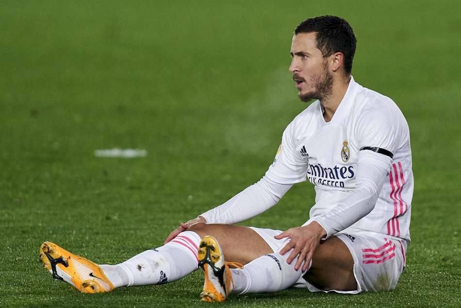 Hazard is having a hard time but Real Madrid will support him, says Zidane  - myKhel