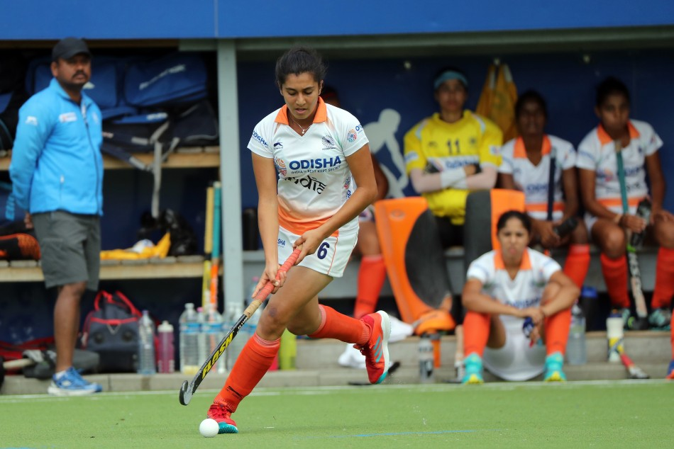 Keen to learn from drag-flickers in the senior team, says Indian Junior Women's Team's Defender Gagandeep Kaur
