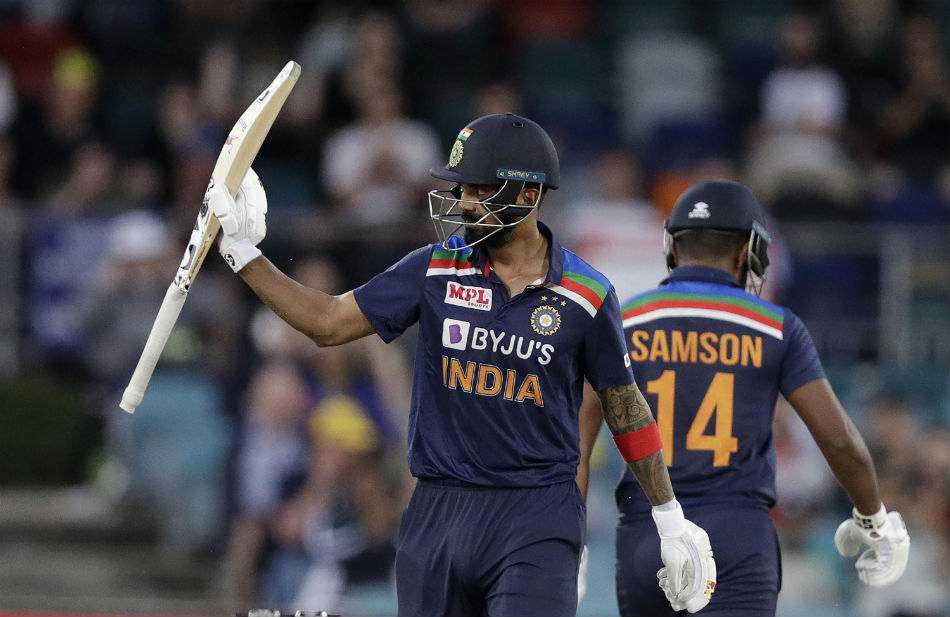 India vs Australia, 1st T20I, Innings Report: KL Rahul fifty and Jadeja cameo takes India to 161/7