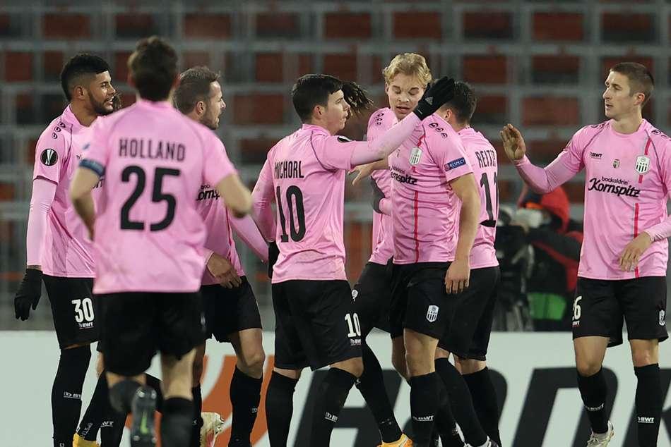 LASK 3-3 Tottenham: Spurs through despite lacklustre showing in Linz