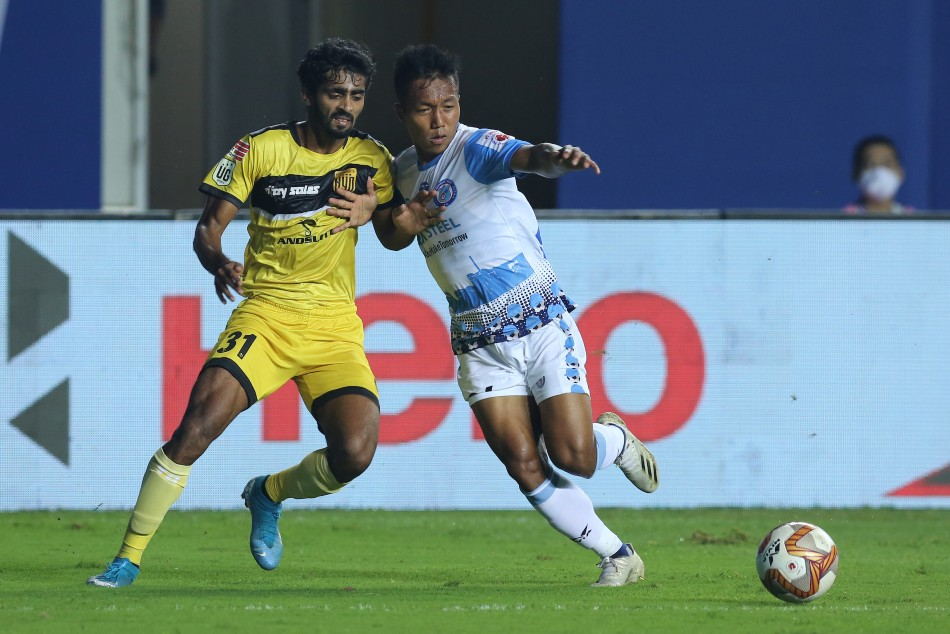 ISL 2020-21: Hyderabad FC vs Jamshedpur FC: Eze salvages a point for JFC against HFC