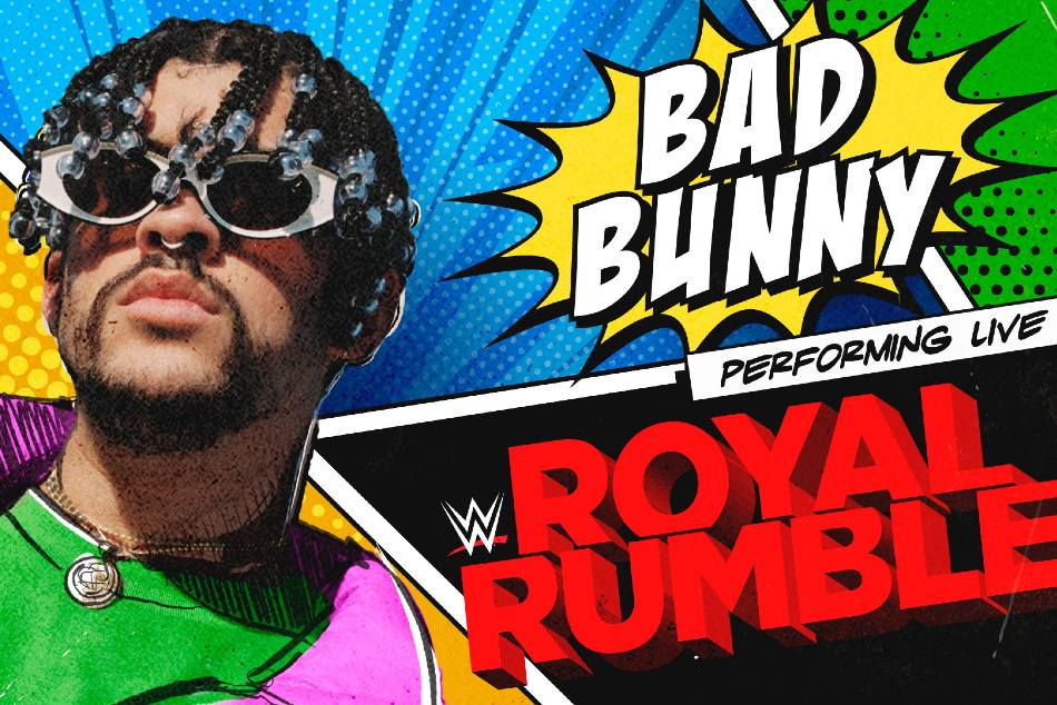 WWE Royal Rumble 2021: Bad Bunny to perform in first-ever performance of history-making album