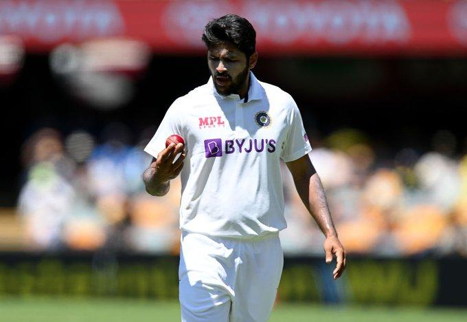 India vs Australia 4th Test, Day 2: Natarajan, Sundar, Shardul bundle Aussies for 369