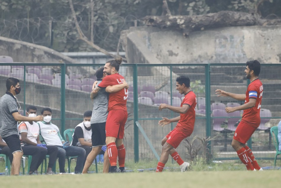 I-League: Churchill Brothers beat Sudeva Delhi FC to extend lead atop points table