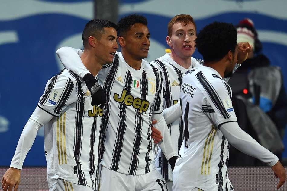 Juventus 2-0 Napoli: Ronaldo inspires Supercoppa glory for Bianconeri