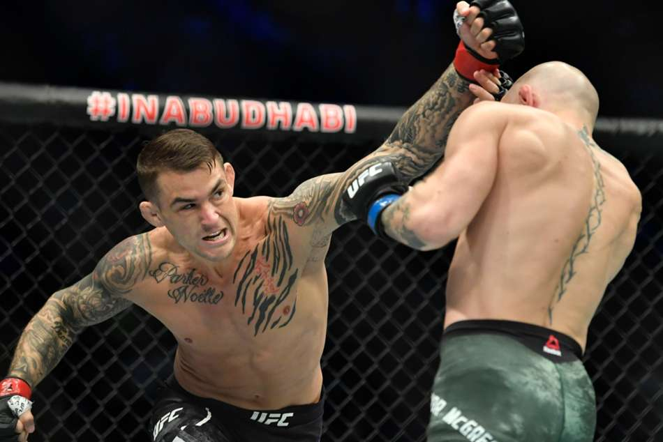 Poirier declares 'I'm the champ' after TKO versus McGregor at UFC 257