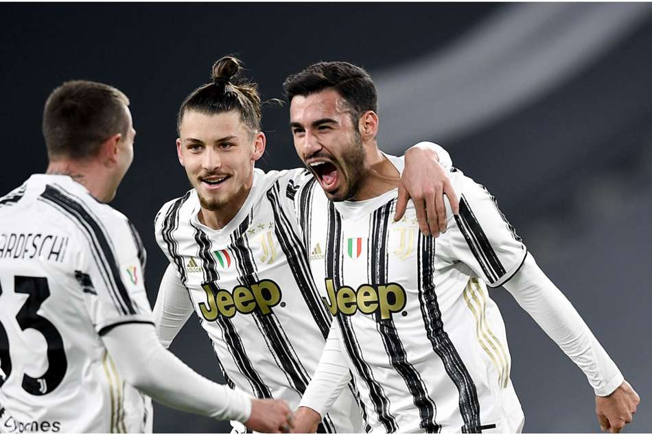 Juventus 4-0 SPAL: Frabotta stunner helps tee up Derby d'Italia semi-final