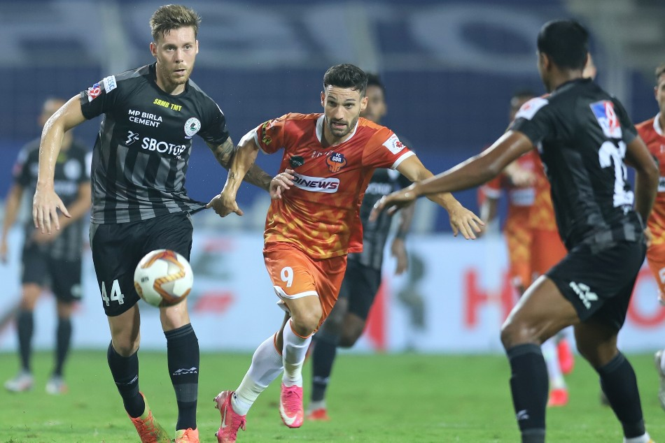 ISL 2020-21: Goa come from behind to draw battle of fortunes against ATKMB