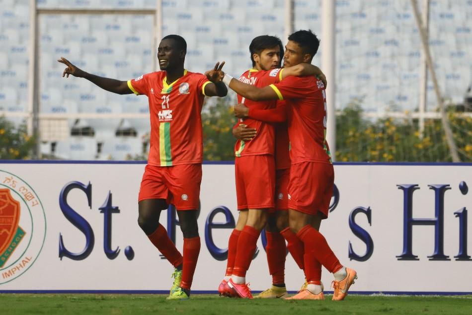 Hero I-League: TRAU grab first win of season against Chennai City