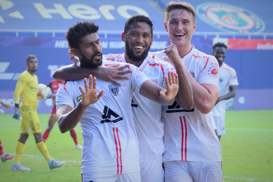 ISL 2020-21: JFC vs NEUFC: NorthEast end winless streak to bag crucial points against Jamshedpur