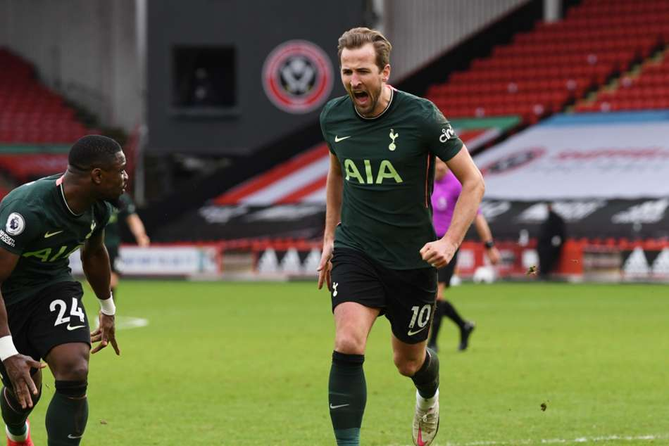 Sheffield United 1-3 Tottenham: Kane on target and Ndombele scores stunner in Spurs win