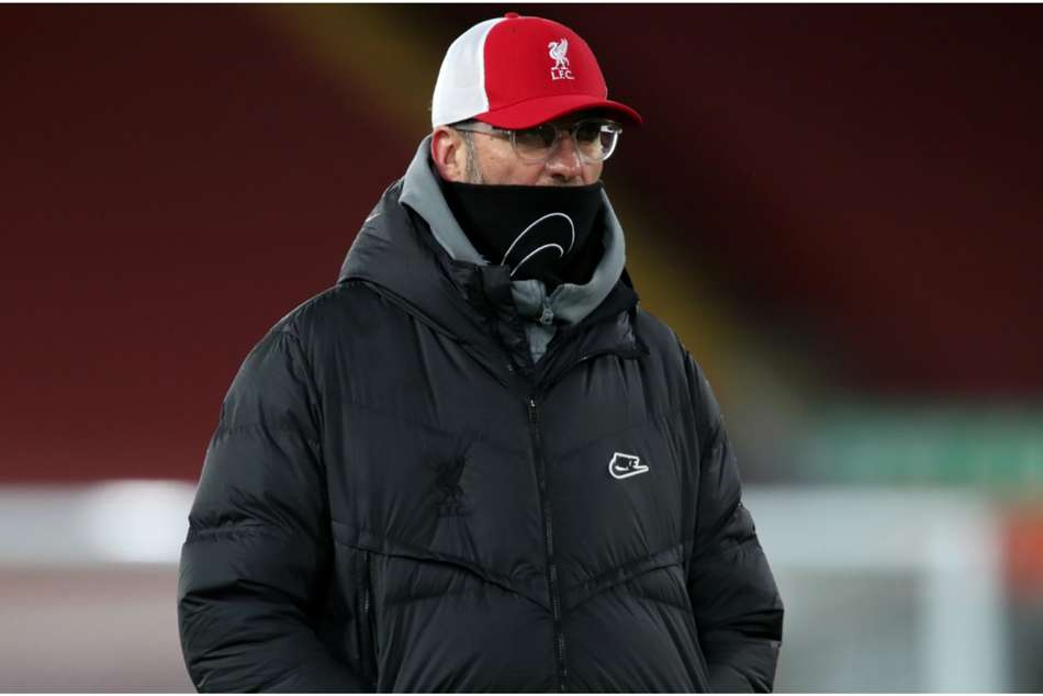 Klopp hoping for long-term gain from short-term pain as Liverpool 'ready for the fight'