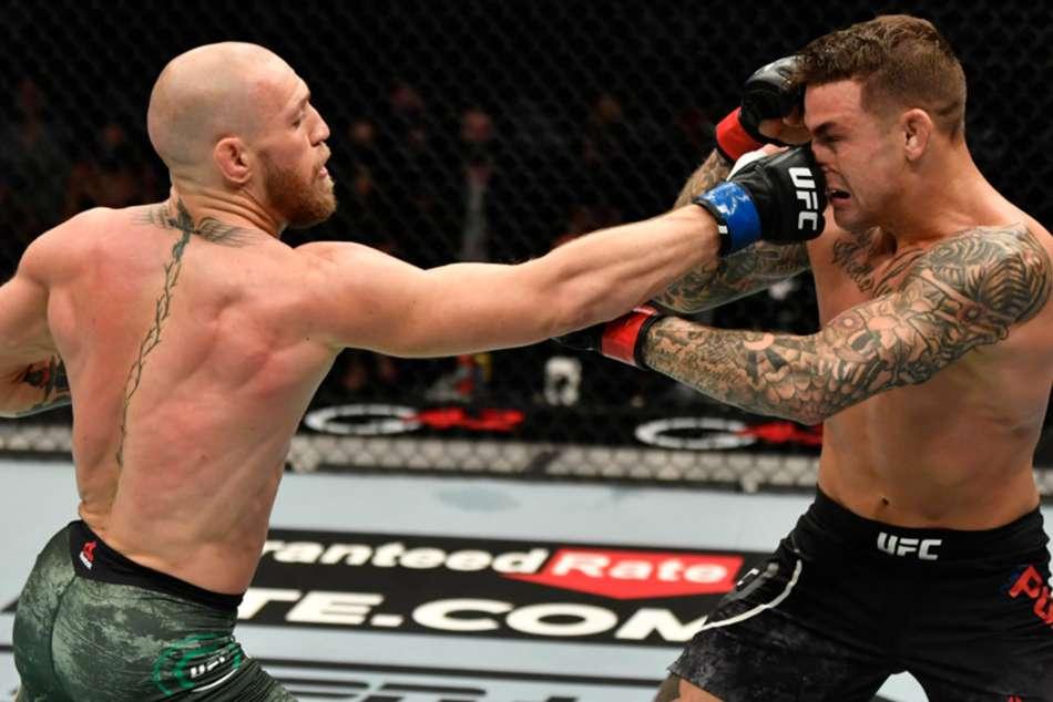 UFC 257: McGregor laments 'inactivity' after Poirier defeat