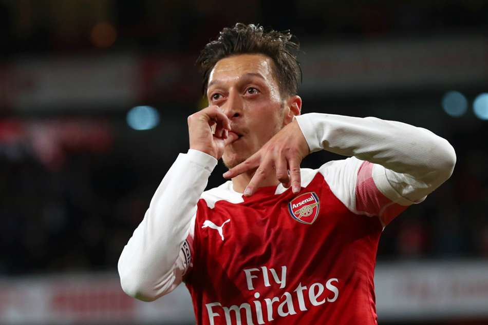 No grudges! Ozil urges Arsenal to stay classy as he bids sad farewell