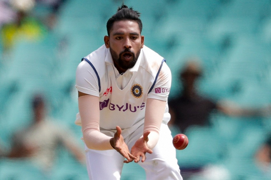 India vs Australia: Mohammed Siraj abused by Gabba crowd, called grub - Report
