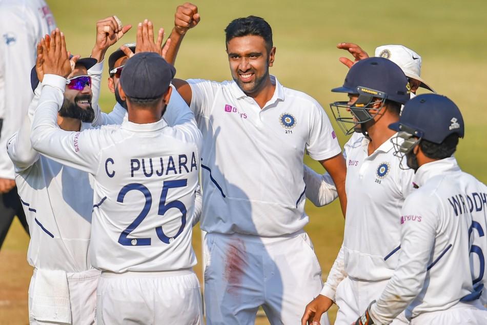 R Ashwin, Washington Sundar return home after stunning series win in Australia