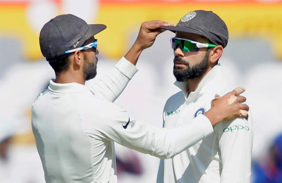 Nothing changes between me and Virat, he is my captain and I am his deputy: Rahane