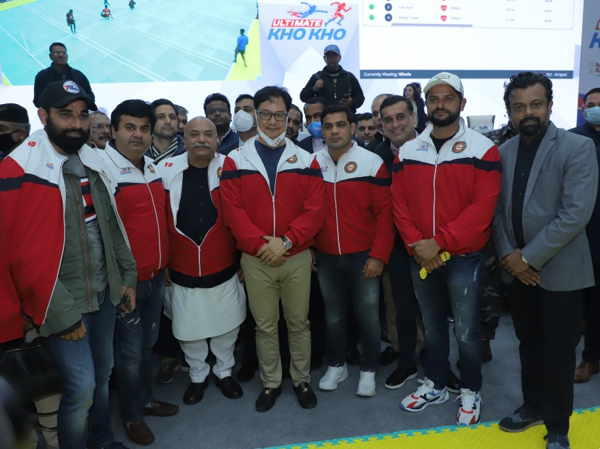 Kkfi And Ultimate Kho Kho Introduces First Ever Scientific Training For Players