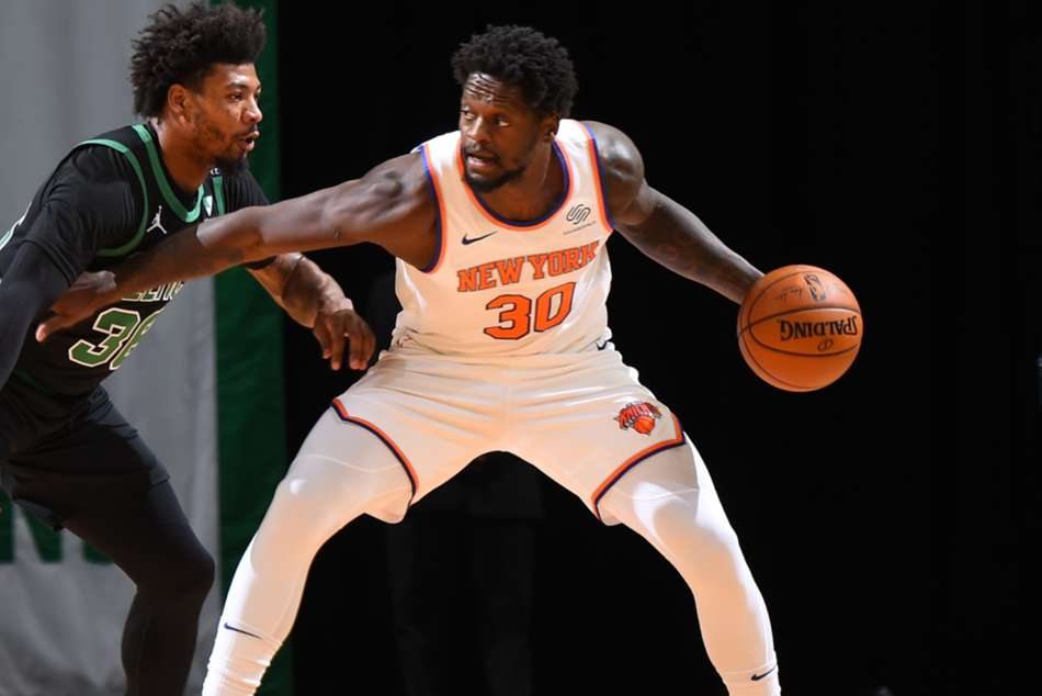NBA Wrap: Knicks humble Celtics in blow-out win as Doncic eclipses Jordan