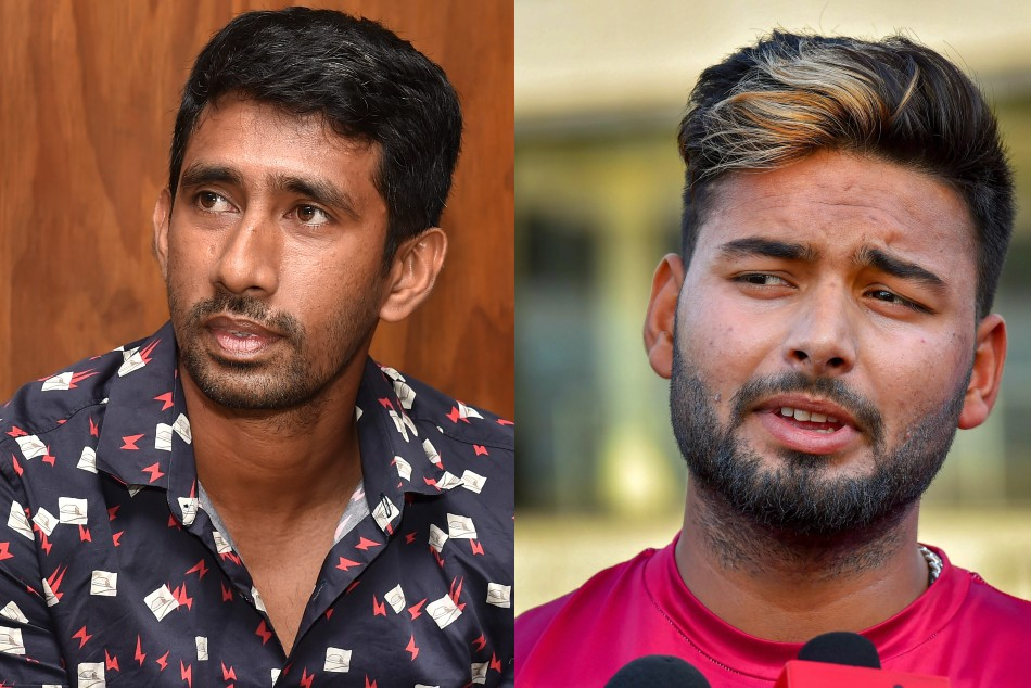 Wriddhiman Saha backs Rishabh Pant to gradually improve as wicketkeeper