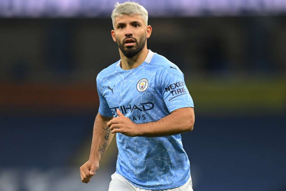 Man City striker Aguero confirms positive coronavirus test