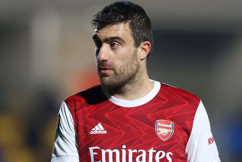 Sokratis leaves Arsenal for free as club agrees to terminate contract