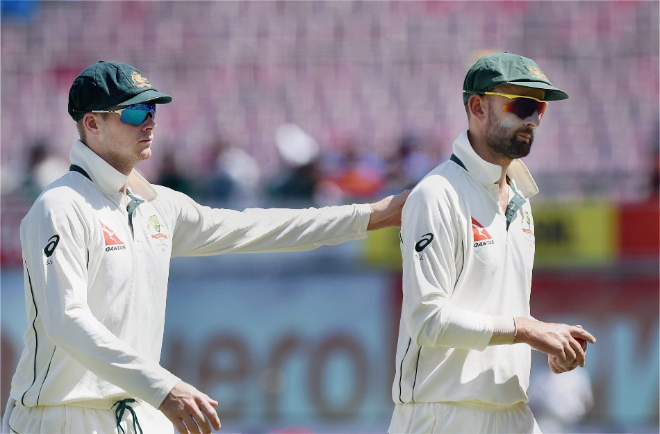 India Vs Australia 4th Test Final Day Will Be About Bowling In Good Areas Being Patient Says Smith